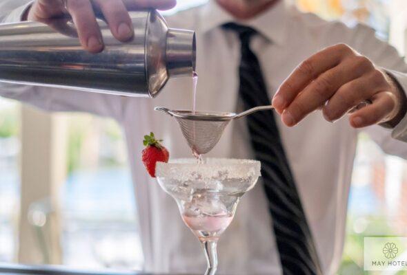 Bar May Hotel Rethymno Crete 29