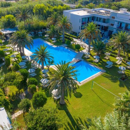Pool & Hotel Grounds May Hotel Rethymno Crete25